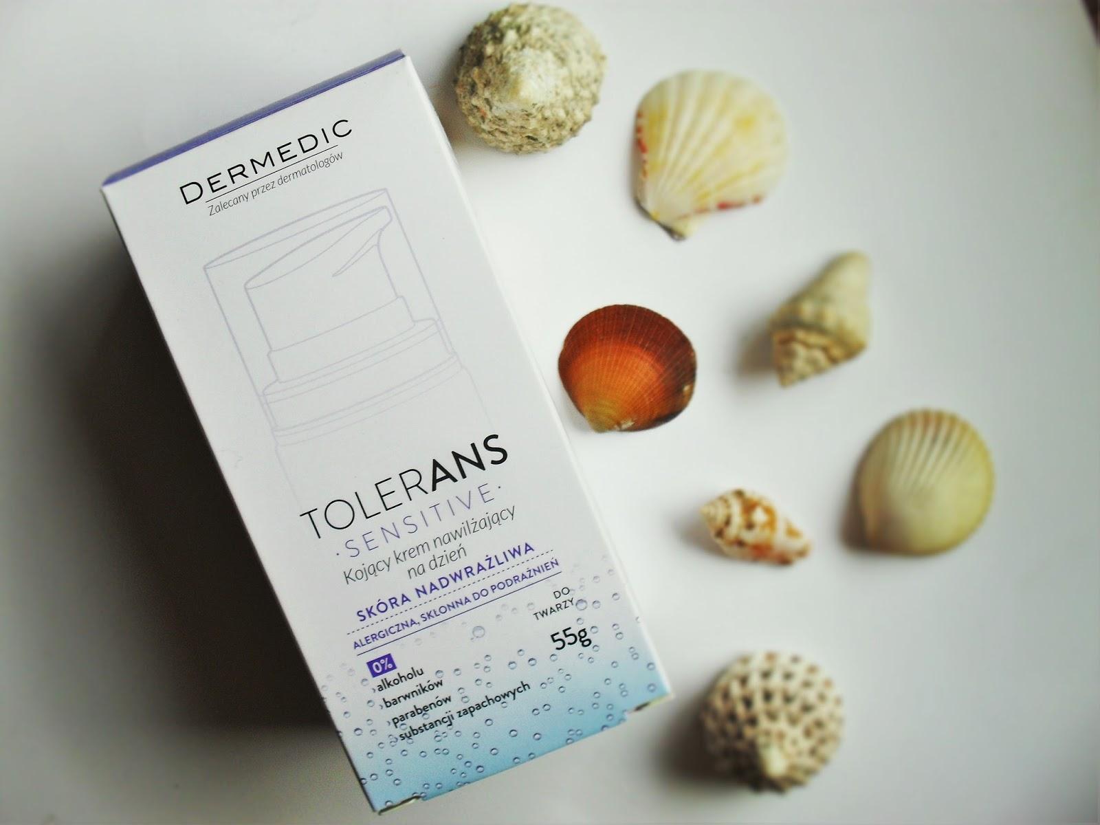 Hydratácia pokožky s Dermedic Tolerans