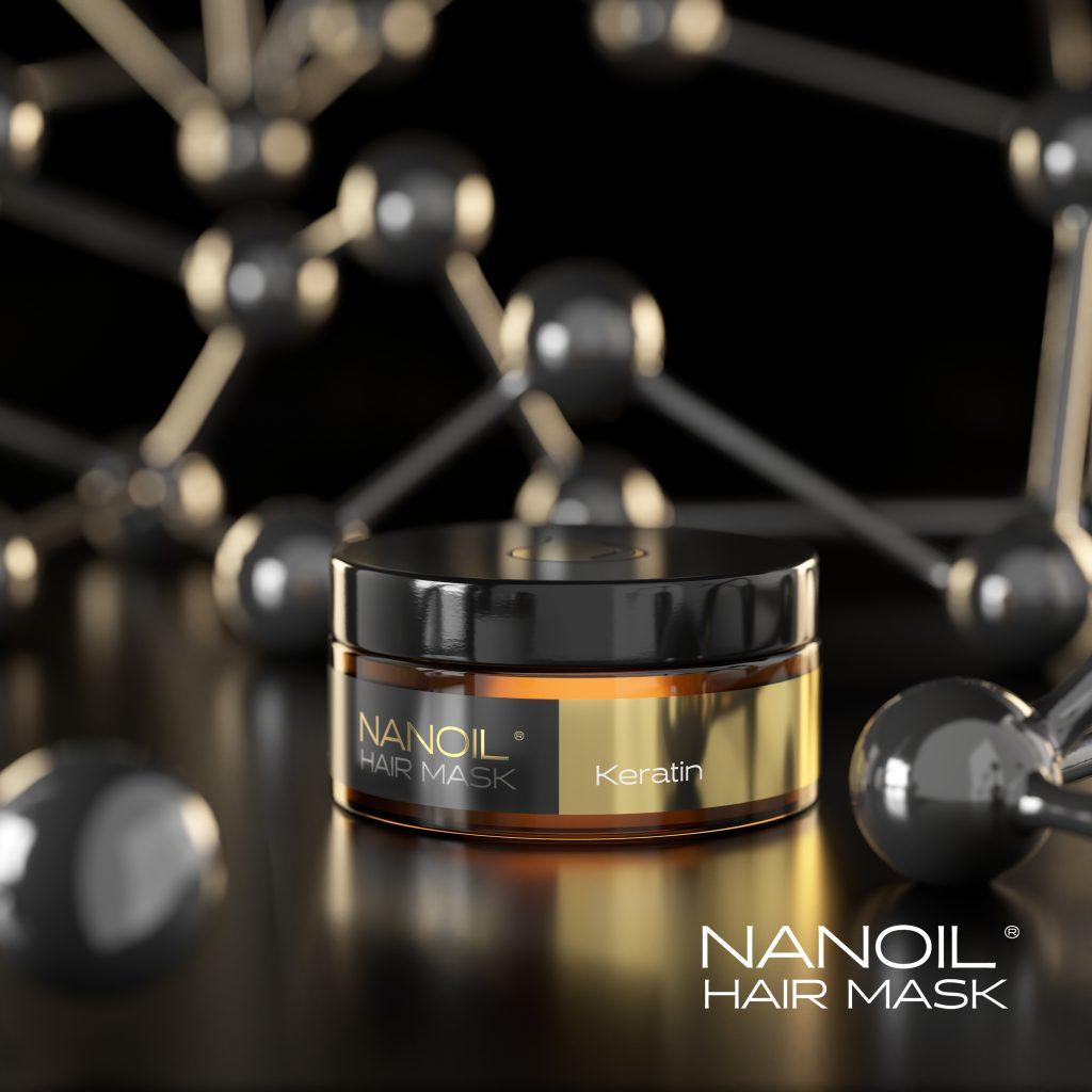 BESTSELLER! Maska na vlasy s keratínom od Nanoilu – najlepší spôsob, ako získať vlasy snov